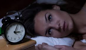 insomnia and restless sleep