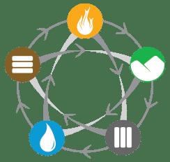 5 elements of TCM