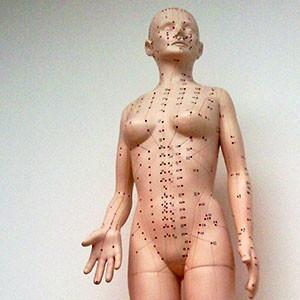 meridians acupuncture TCM acupuncture points head