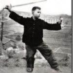 Dr. Tan's Tai-Chi Sword Pose (1968)