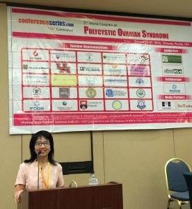 Dr. Xiaomei Cai acupuncturist