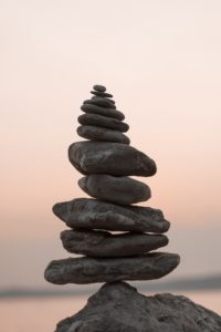 Rocks Balanced Traditional Chinese Medicine