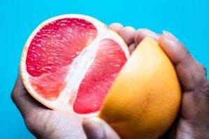 grapefruit pomelo nausea morning sickness