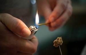 moxibustion moxa treatment