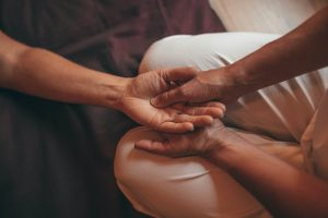 TCM massage pain relief