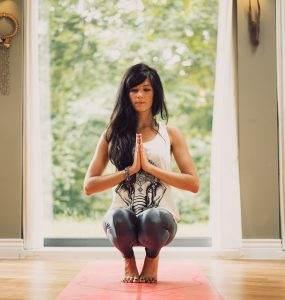 yoga tai qi pms period gentle exercise