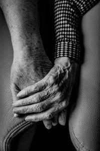 Parkinson's disease shaky hands tremor