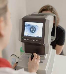 glaucoma eye exam